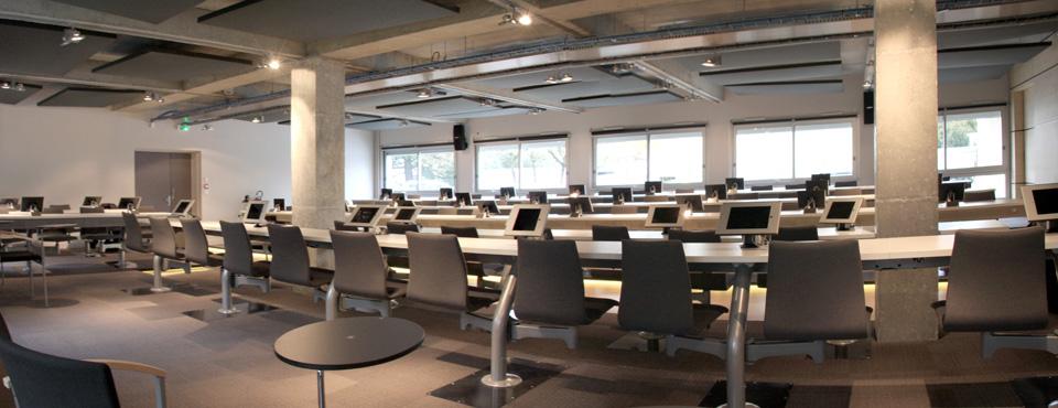 Réhabilitation de la salle communautaire et de la salle de réception de l'Hôtel d'agglomération de Blois