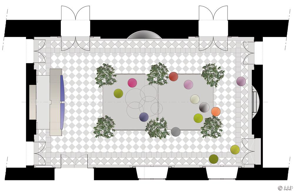 l 39 atelier architectures et paysages h tel de ville blois. Black Bedroom Furniture Sets. Home Design Ideas