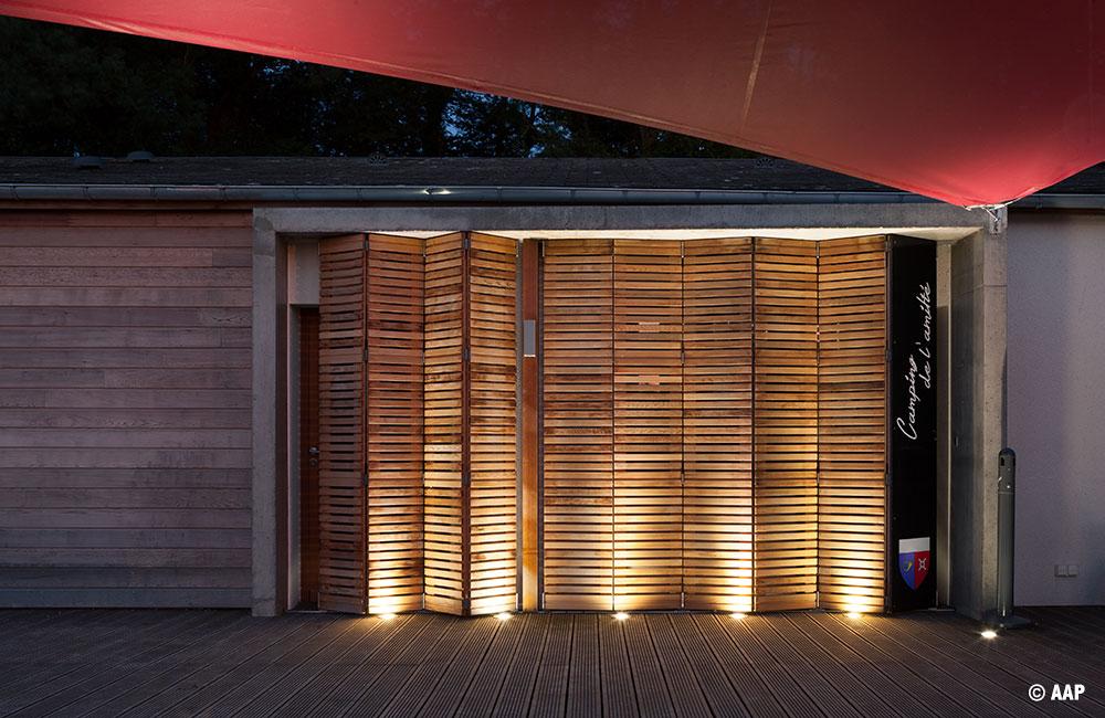 l 39 atelier architectures et paysages camping st laurent nouan. Black Bedroom Furniture Sets. Home Design Ideas