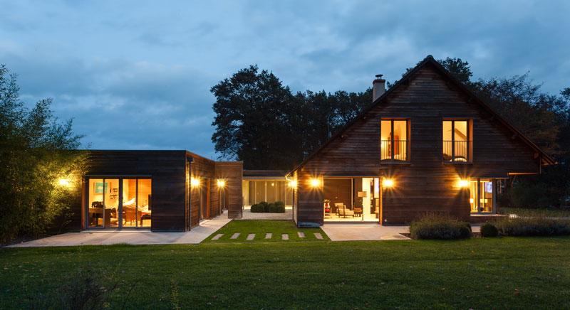 Extension et réhabilitation d'une maison d'habitation